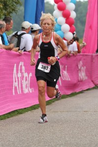 Iron Girl Triathlon Finisher