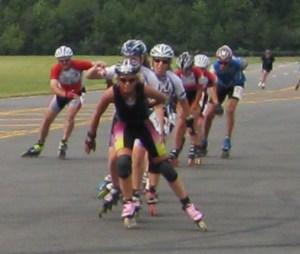 Inline Skate Racing